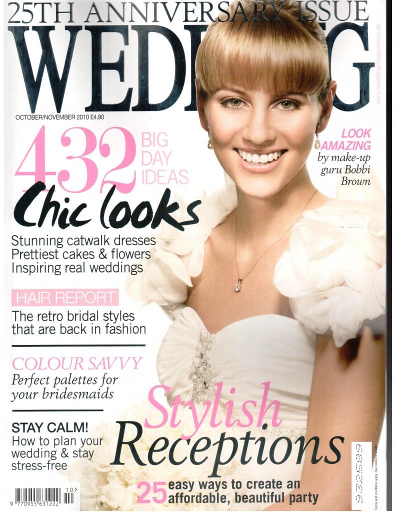perfect wedding magazine subscription uk